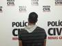 Homem é preso suspeito de agredir esposa na frente da filha em MG