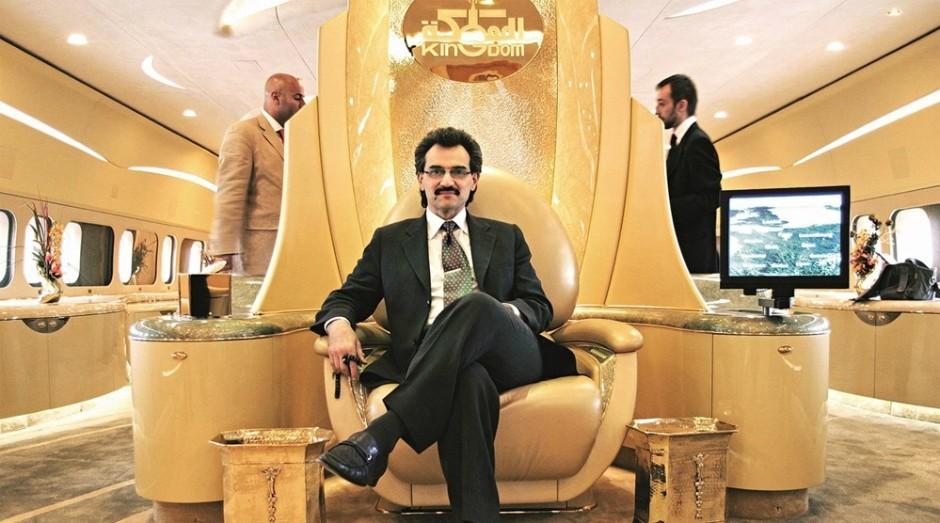 Alwaleed bin Talal (Foto: Reprodução Facebook)