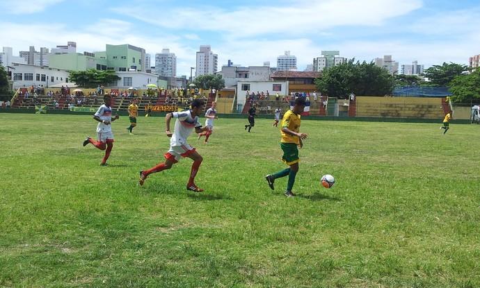 Campeonato Capixaba Série B 2015: Tupy-ES x Vilavelhense (Foto: João Brito/GloboEsporte.com)