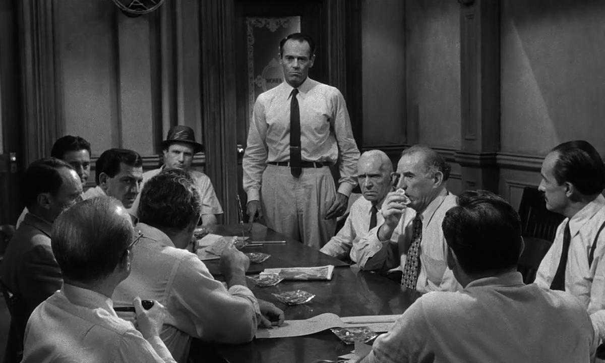 12 Homens e uma Sentena (1957) (Foto: Divulgao)