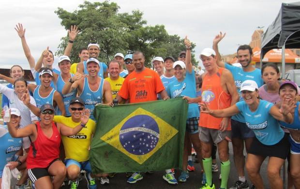 Carlos Dias passou com o 'Desafio das Capitais' em Porto Alegre (Foto: Arquivo Pessoal)