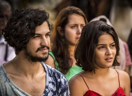 Miguel provoca fúria por insistir em ficar próximo de Olívia