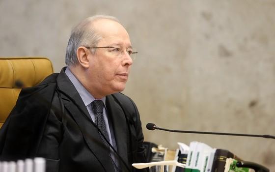O ministro do Supremo Tribunal Federal (STF), Celso de Mello (Foto: Carlos Humberto/SCO/STF )