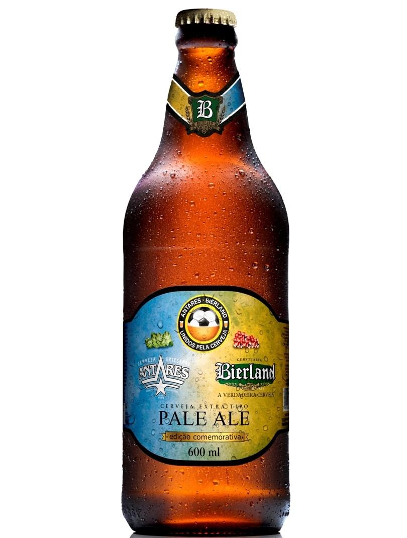 Cerveja com guaraná é lançada nesta quinta (5) (Foto: Bierland/Divulgação)