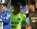 Com 100% de presença, trio forma a espinha dorsal do Coritiba em 2016