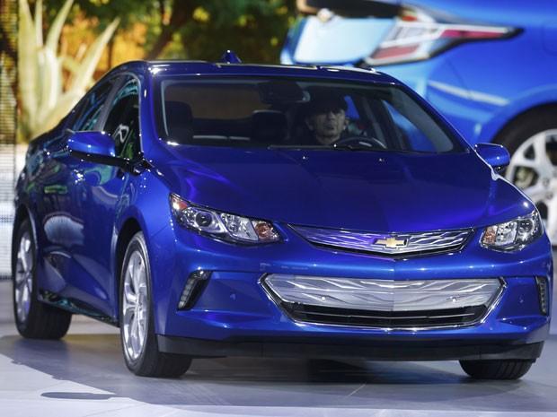 Chevrolet Volt (Foto: Reuters/Rebecca Cook)