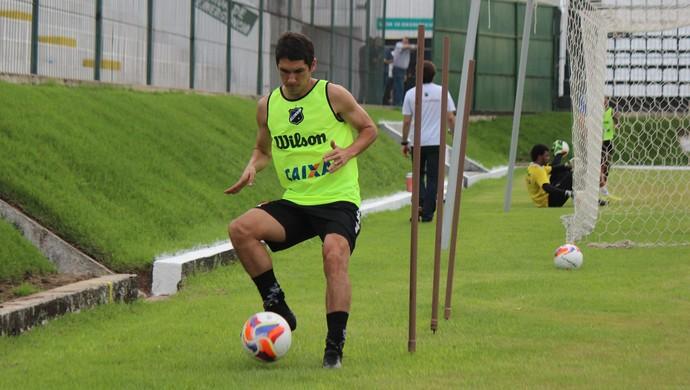 Lúcio Flávio meia do ABC (Foto: Divulgação/ABC)