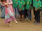Príncipe William e Kate Middleton vão a jogo beneficente na Índia
