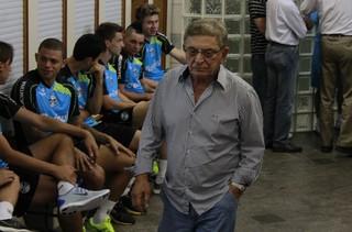 Fábio Koff, presidente do Grêmio (Foto: Diego Guichard)