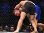 Alvarez conecta joelhada ilegal, e luta contra Poirier termina sem resultado