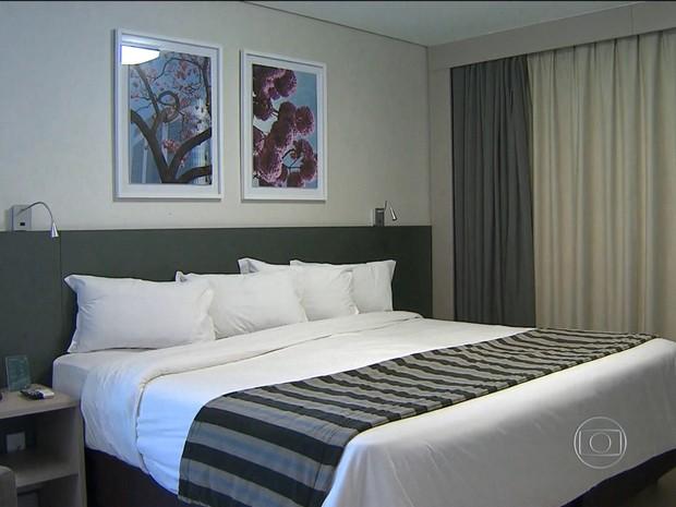 Hotel (Foto: Rede Globo)