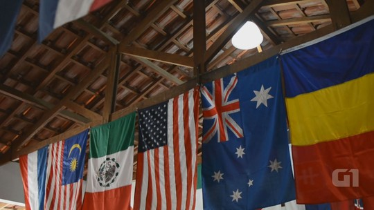 Com saudade de casa, jovens de 16 países falam do sentimento no Brasil