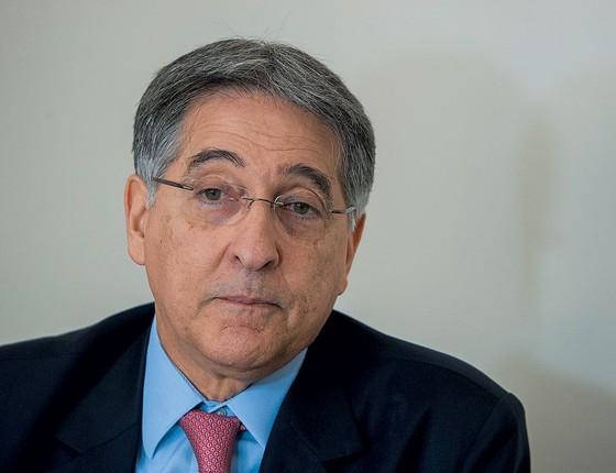 O governador eleito do PT por Minas Gerais Fernando Pimentel (Foto:  Uarlen Valerio/ O Tempo/Folhapress)