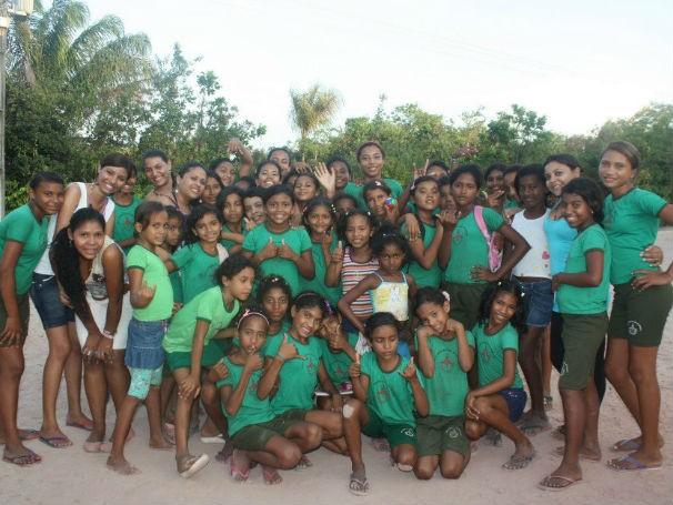 Escola Instituição Caruanas_606x455 (Foto: Divulgação)