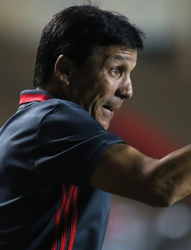 Zé Ricardo Flamengo x América-MG (Foto: Gilvan de Souza/Flamengo)