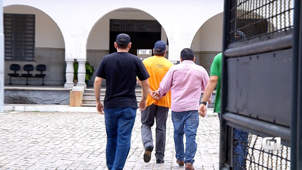 No RN, presos que têm direito à prisão especial ficam no quartel da PM, em Natal (Foto: Carlos Lima/Inter TV Cabugi)