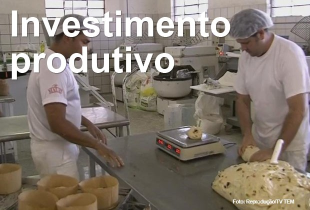 investimentos (Foto: G1)