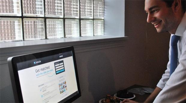 feliz, alegria, computador, startup (Foto: Divulgação)