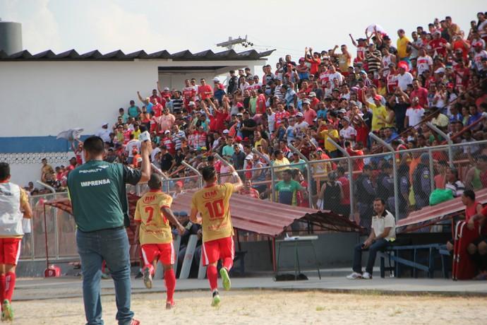 Princesa e Atlético-AC Série D Manacapuru (Foto: Gabriel Mansur)