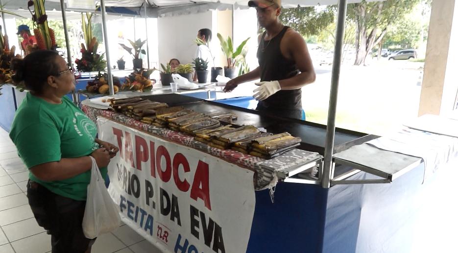 Feira itinenrante é um dos destaques do Amazônia Rural de domingo (24) (Foto: Amazônia Rural)