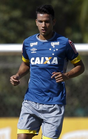 Henrique Cruzeiro (Foto: Washington Alves/ Lightpress)