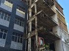 Metalúrgica irregular no prédio 'Titanic' é lacrada em Manaus, diz prefeitura