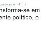 Jaques Wagner diz que impeachment se torna 'golpe' se é só político