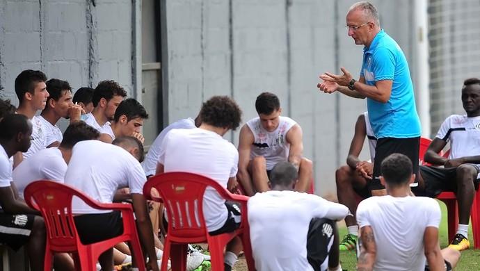 elenco Santos (Foto: Ivan Storti / Santos FC)