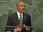 Barack Obama e Ban Ki-moon fazem seus últimos discursos na ONU