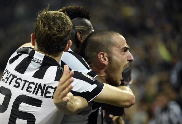 Bonucci Juventus (Foto: AFP)