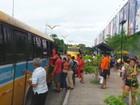 Transporte alternativo é liberado para Centro de Manaus, após paralisação