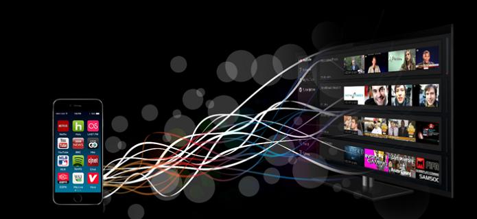 Dongle faz streaming de múltiplos tipos de conteúdo (Foto: Divulgação)