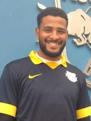 Allan Vieira, lateral-esquerdo RB Brasil (Foto: Divulgação Red Bull Brasil)