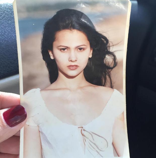 Suzana Alves mostra foto mais nova (Foto: Reprodução/Instagram)