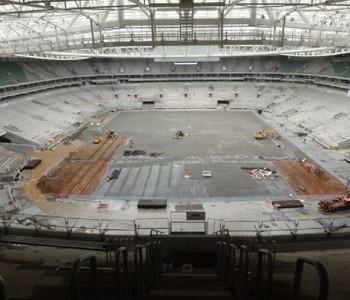 Arena Palmeiras (Foto: Divulgação/ WTorre)