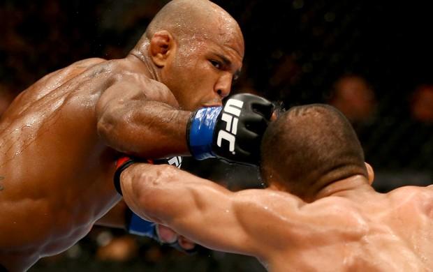 UFC Ivan Menjivar e Wilson Reis (Foto: Agência Getty Images)