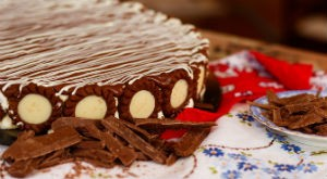 Torta Holandesa Estudio C (Foto: Reprodução/RPC)