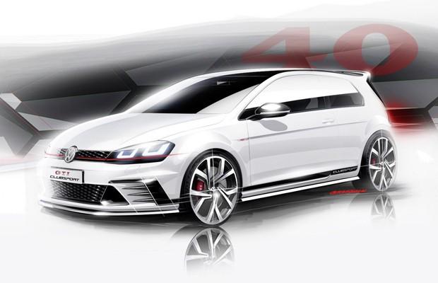 Volkswagen Golf GTI Clubsport (Foto: Divulgação)