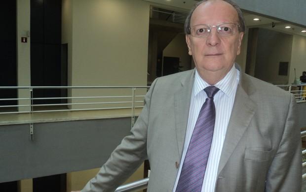Heraldo Panhoca, advogado (Foto: Vanessa Santilli/ SporTV)