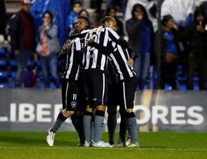 Nacional x Botafogo (Foto: Reuters/Andres Stapff)