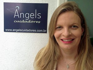Patricia Sereno é formada em direito  (Foto: Arquivo pessoal)