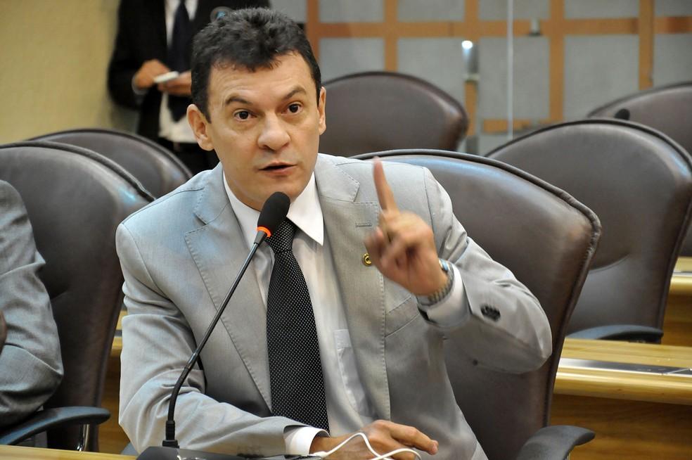 Deputado estadual Dison Lisboa foi condenado para cumprimento inicialmente no regime semiaberto. (Foto: ALRN)