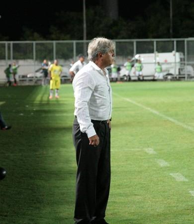Bernardes (Foto: Gabriel Mansur)