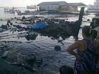 Incêndio em barco no Amazonas deixa um morto, afirmam Bombeiros