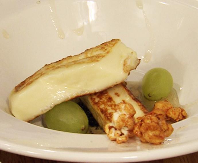 Ira e Avareza: queijo, vinho, ovas e pipoca