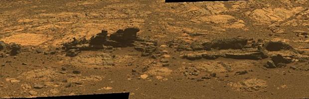Opportunity (Foto: Nasa/JPL-Caltech/Cornell University/Arizona State University)