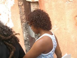 Farmacêutica que acompanhava Gaia Molinari é solta em Fortaleza (Foto: Gioras Xerez/G1 Ceará)
