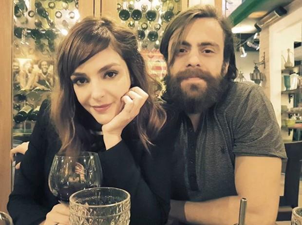 Titi Müller e Tomás Bertoni (Foto: Reprodução/Instagram)