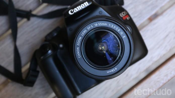 Canon t3 (1) (Foto: Lucas Mendes/TechTudo)