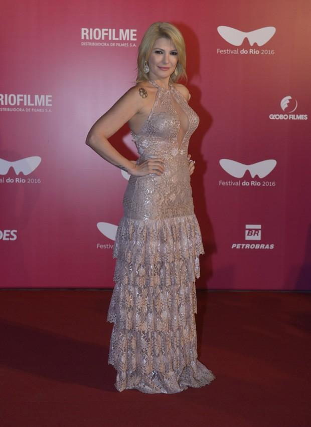 Antonia Fontenelle  (Foto: Fabio Cordeiro/Ed. Globo)